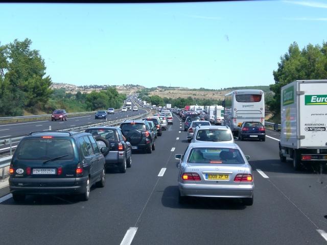 Caravanas en Francia