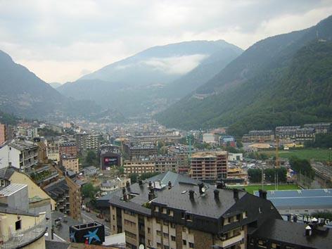 Andorra desde el Hotel