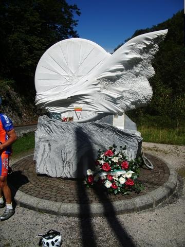 Monumento Fabio Casartelli