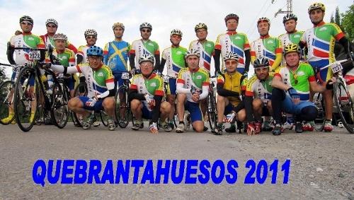 Grupo en Sabiñánigo